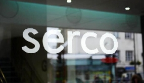 Positive Serco flags good results