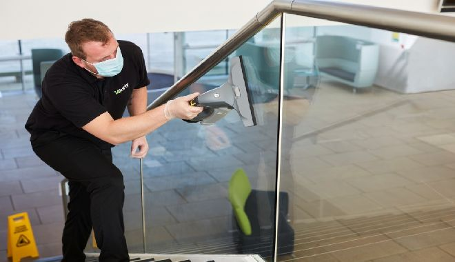 Cleaning tips for Covid-secure workplaces