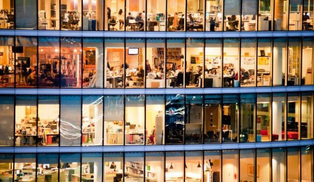 Interserve report tackles need to optimise the workplace