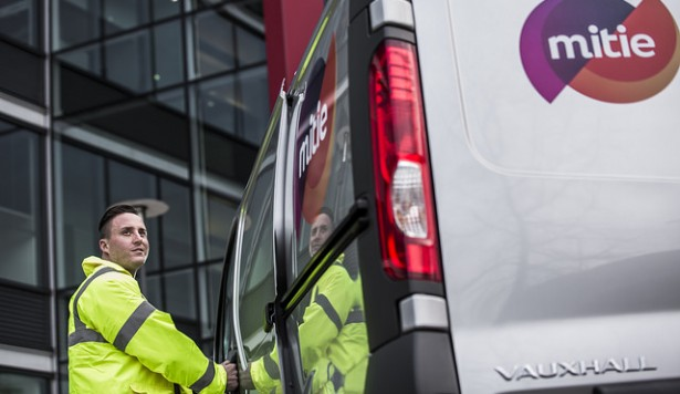 Mitie proving to be resilient