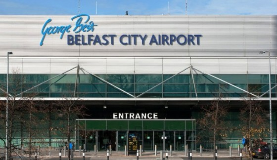 Robinson lands Belfast airport deal