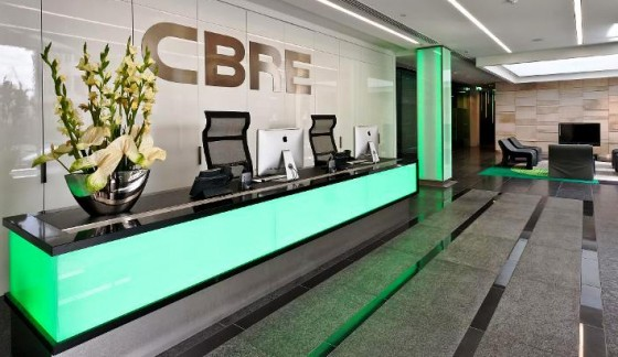 CBRE still on the acquisition trail