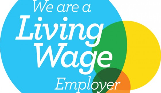 Helistrat backs Living Wage