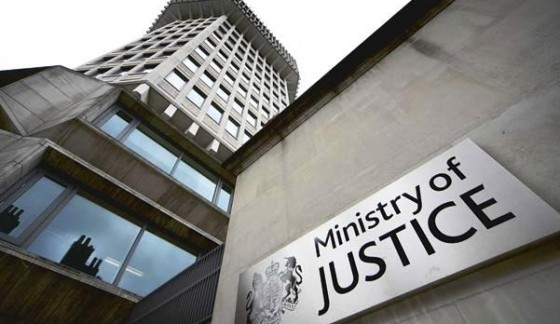 Interserve team confirmed for MoJ contract