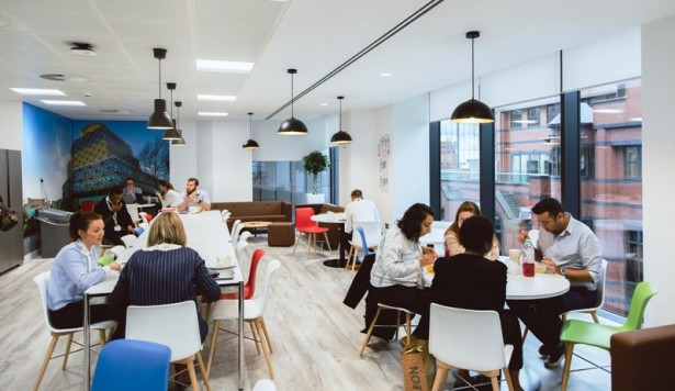 Flexible workspace: growth sector