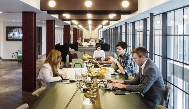 Understanding the flexible office space phenomenon