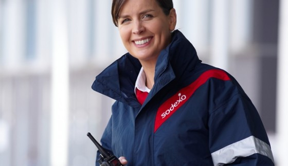 Gold standard for Sodexo security
