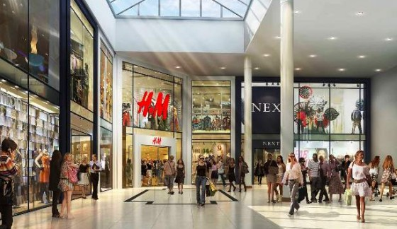 i-FM.net Shopping centres in race for sustainability lead