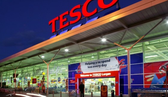 Tesco targets energy for savings