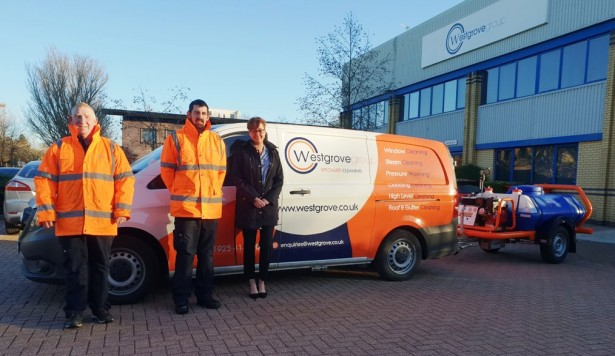 Westgrove launches specialist cleaning division
