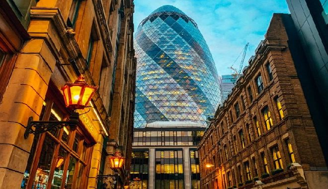 Offices: shift predicted in central London demand