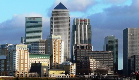 Two new energy concepts to be piloted at Canary Wharf