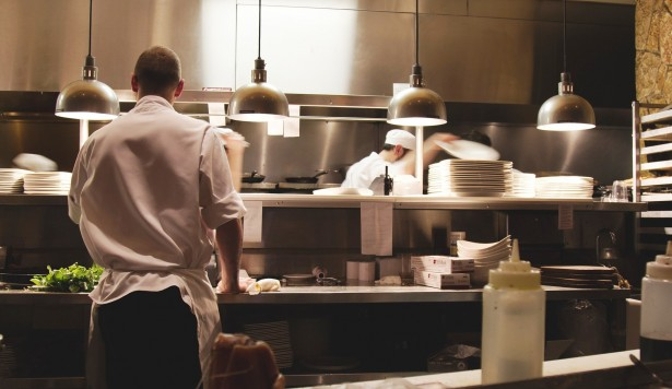 Prepare for significant change to workplace catering