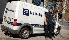 Peter Jones moves to NG Bailey