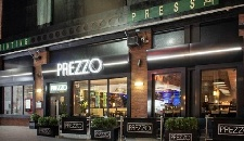 Cloudfm on the menu at Prezzo