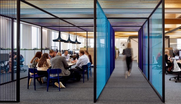 Ushering in a new era of workplace design