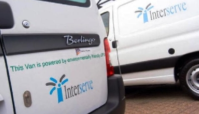 Interserve names new CFO