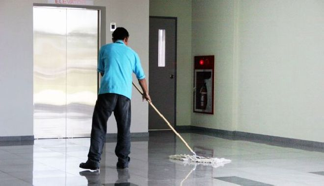 i-FM.net Cleaning takes centre stage