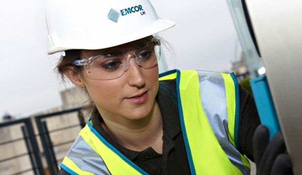 EMCOR first with new energy standard