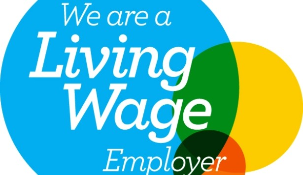 Enhance named service provider Living Wage champion