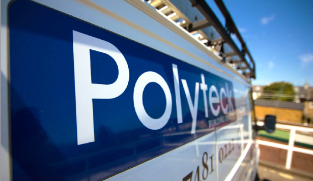 Polyteck signs in Stratford