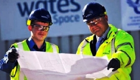 Jackson promoted at Wates