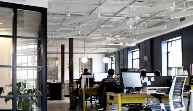 Is coworking the answer?