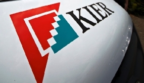 Kier plunges into the red