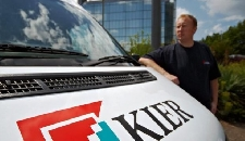 Kier confident at mid-year