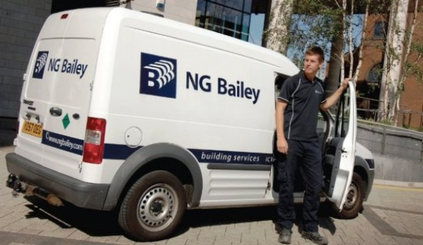 New integrated hard services division for NG Bailey