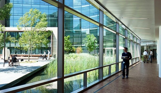 BRE to test biophilic design concepts on itself