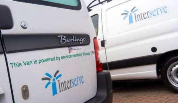 Interserve restructures; CEO set to depart