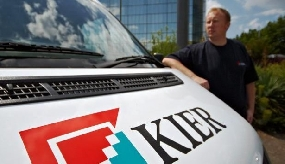Kier to sell FM business