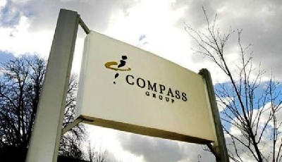 Compass serves up 18% profit growth