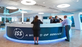 ISS welcomes new CEO