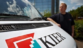 All change at Kier Facilities