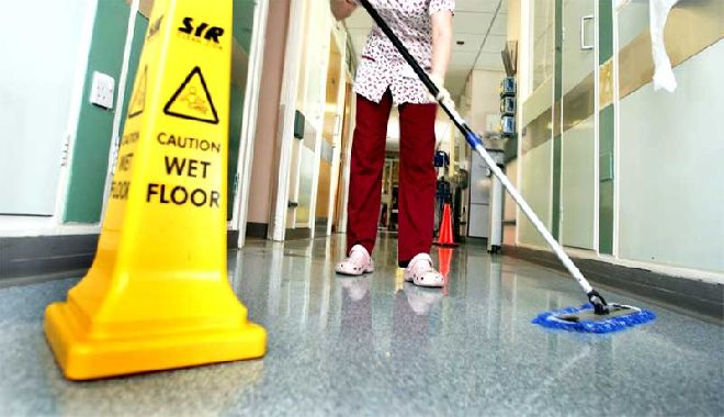 Office hygiene remains top concern