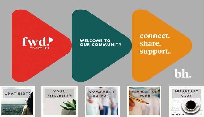 Bennett Hay launches support network