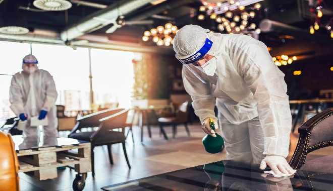 Effective cleaning: the key to a safe workplace