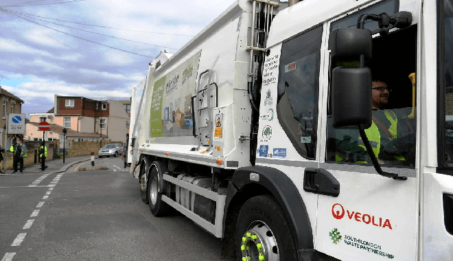 Veolia wins two-horse race in Bedford