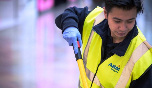 ABM UK offers enhanced cleaning service