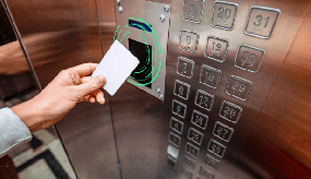 Cyber security risks lurking in your lift