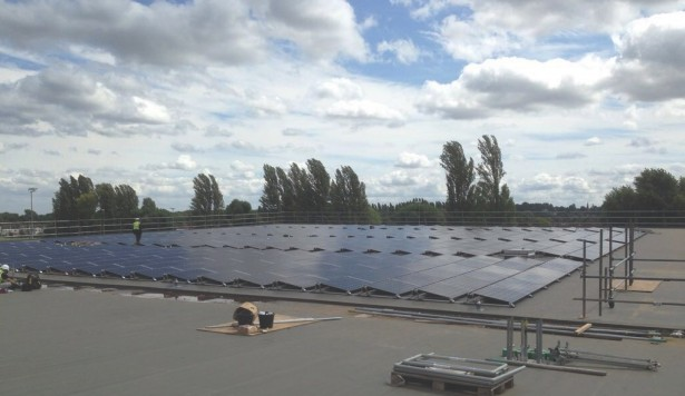 BAM Energy funds largest solar panel installation to date