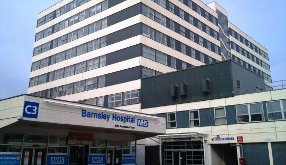 G4S expands FM contract at Barnsley Hospital