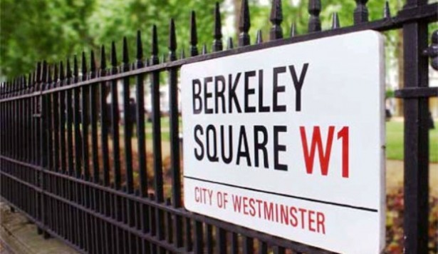 Platinum wins in Berkeley Square