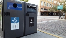 Singapore rolls out smart bins