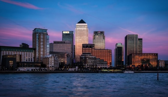Canary Wharf turns itself into a futures testbed