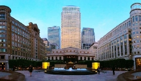 Incentive in Canada Square win