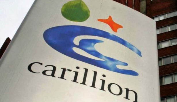 NAO reviews Carillion