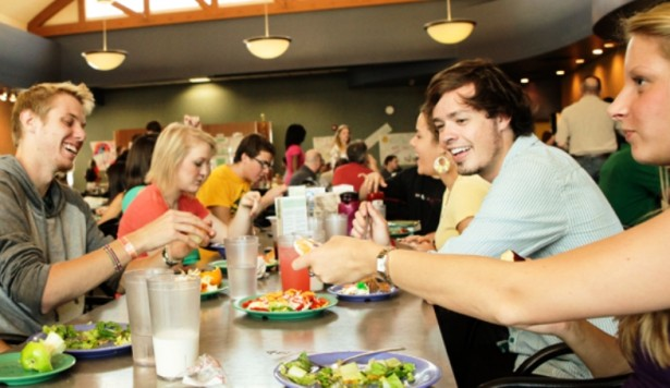 University students focused on healthy eating: report
